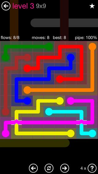 Level 3 previous level