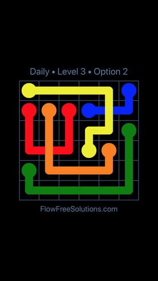Solution and Answer to the Puzzle for Bridges Date Monday, January 8, 2018 Level 3