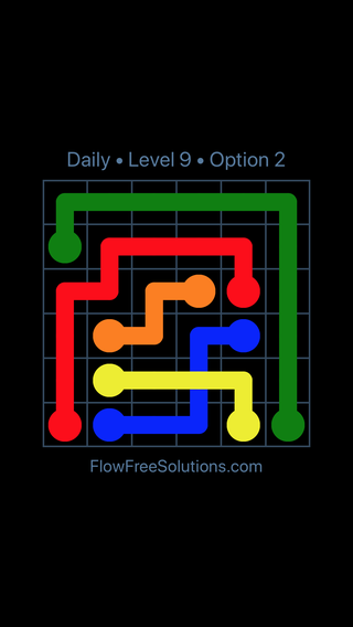Solution and Answer to the Puzzle for Bridges Date Monday, January 8, 2018 Level 9