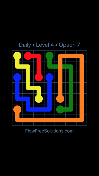 Solution and Answer to the Puzzle for Bridges Date Thursday, July 12, 2018 Level 4