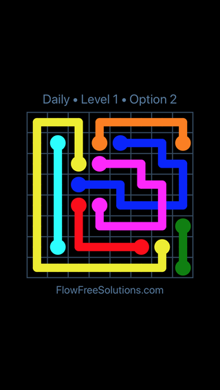 Solution and Answer to the Puzzle for Bridges Date Friday, July 13, 2018 Level 1