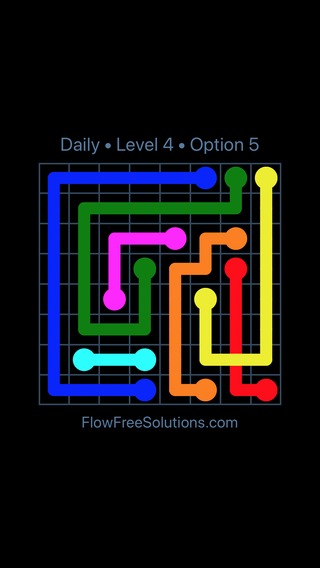 Solution and Answer to the Puzzle for Bridges Date Saturday, October 6, 2018 Level 4