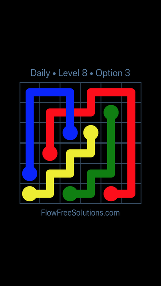 Solution and Answer to the Puzzle for Bridges Date Saturday, October 6, 2018 Level 8