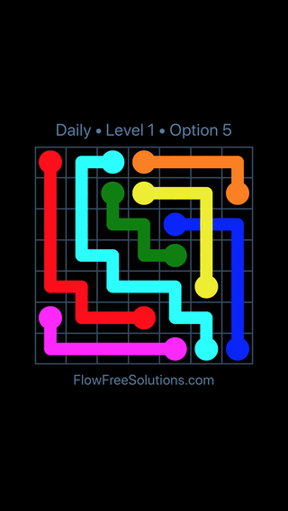 Solution and Answer to the Puzzle for Bridges Date Monday, September 9, 2019 Level 1