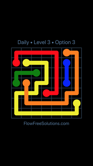 Solution and Answer to the Puzzle for Bridges Date Wednesday, October 10, 2018 Level 3