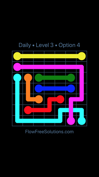 Solution and Answer to the Puzzle for Bridges Date Friday, October 12, 2018 Level 3