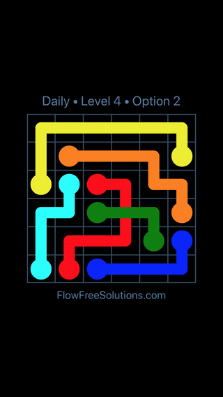 Solution and Answer to the Puzzle for Bridges Date Sunday, November 12, 2017 Level 4