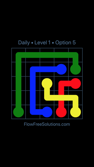 Solution and Answer to the Puzzle for Bridges Date Monday, June 24, 2019 Level 1