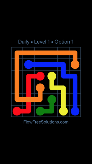 Solution and Answer to the Puzzle for Bridges Date Wednesday, January 9, 2019 Level 1