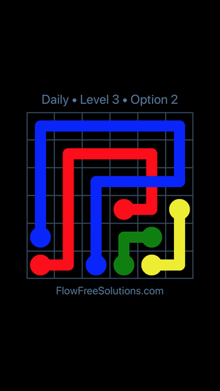 Solution and Answer to the Puzzle for Bridges Date Wednesday, November 15, 2017 Level 3