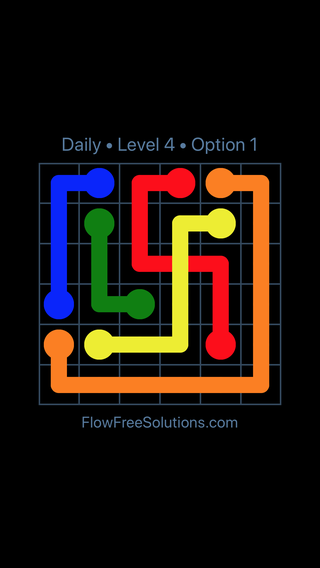 Solution and Answer to the Puzzle for Bridges Date Wednesday, November 15, 2017 Level 4