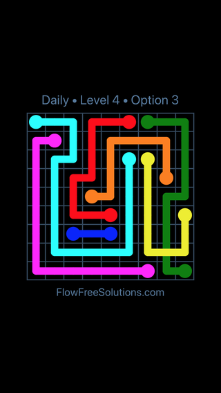 Solution and Answer to the Puzzle for Bridges Date Friday, February 9, 2018 Level 4