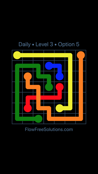 Solution and Answer to the Puzzle for Bridges Date Saturday, February 10, 2018 Level 3