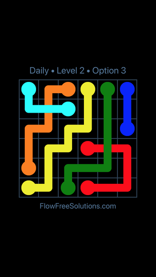 Solution and Answer to the Puzzle for Bridges Date Monday, February 12, 2018 Level 2