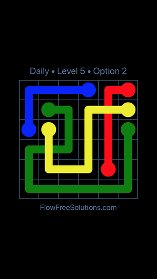 Solution and Answer to the Puzzle for Bridges Date Monday, May 14, 2018 Level 5