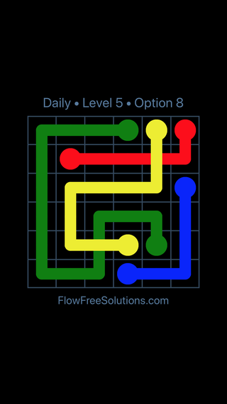 Solution and Answer to the Puzzle for Bridges Date Monday, August 6, 2018 Level 5