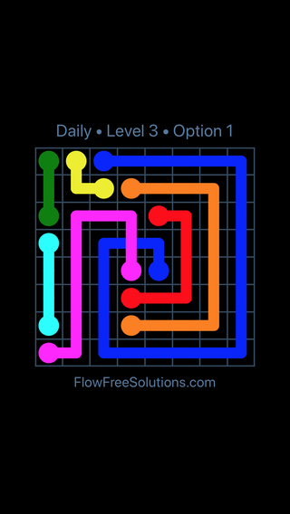 Solution and Answer to the Puzzle for Bridges Date Wednesday, August 8, 2018 Level 3