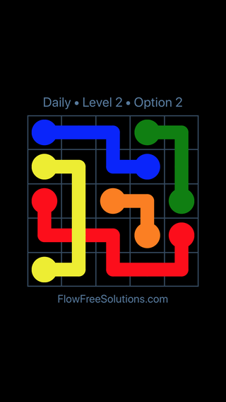 Solution and Answer to the Puzzle for Bridges Date Monday, December 4, 2017 Level 2