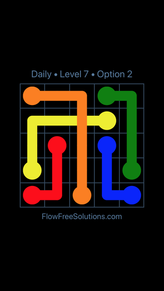 Solution and Answer to the Puzzle for Bridges Date Monday, December 4, 2017 Level 7