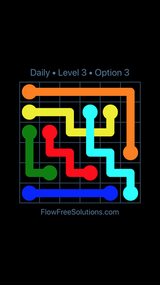 Solution and Answer to the Puzzle for Bridges Date Tuesday, December 5, 2017 Level 3