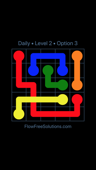 Solution and Answer to the Puzzle for Bridges Date Wednesday, December 6, 2017 Level 2