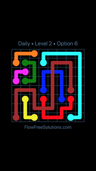 Solution and Answer to the Puzzle for Bridges Date Friday, December 8, 2017 Level 2