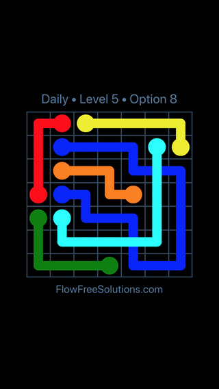 Solution and Answer to the Puzzle for Bridges Date Monday, September 14, 2020 Level 5