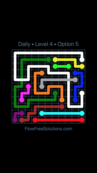 Solution and Answer to the Puzzle for Bridges Date Tuesday, September 15, 2020 Level 4