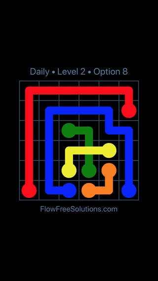 Solution and Answer to the Puzzle for Bridges Date Sunday, June 10, 2018 Level 2
