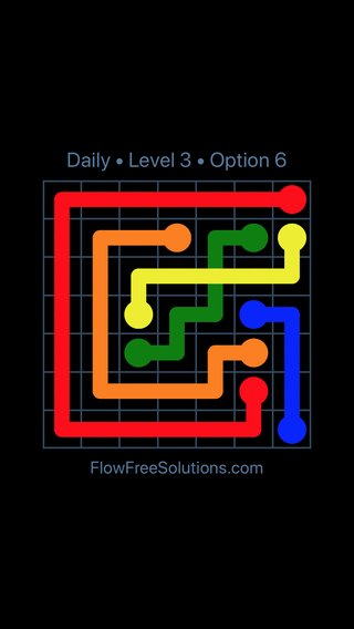 Solution and Answer to the Puzzle for Bridges Date Sunday, June 10, 2018 Level 3