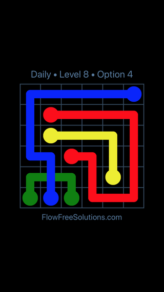 Solution and Answer to the Puzzle for Bridges Date Sunday, June 10, 2018 Level 8