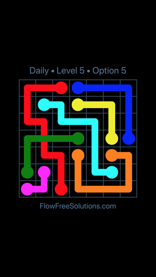 Solution and Answer to the Puzzle for Bridges Date Monday, June 11, 2018 Level 5