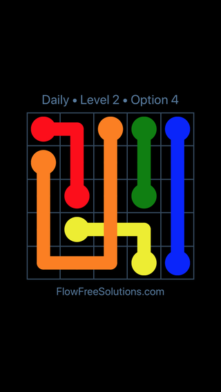 Solution and Answer to the Puzzle for Bridges Date Tuesday, June 12, 2018 Level 2