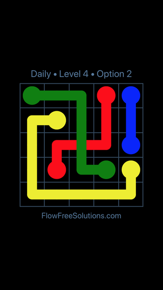 Solution and Answer to the Puzzle for Bridges Date Tuesday, June 12, 2018 Level 4