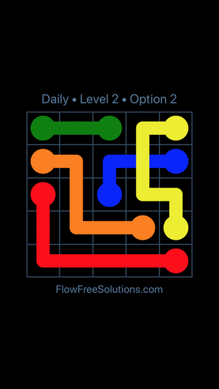 Solution and Answer to the Puzzle for Bridges Date Wednesday, June 13, 2018 Level 2