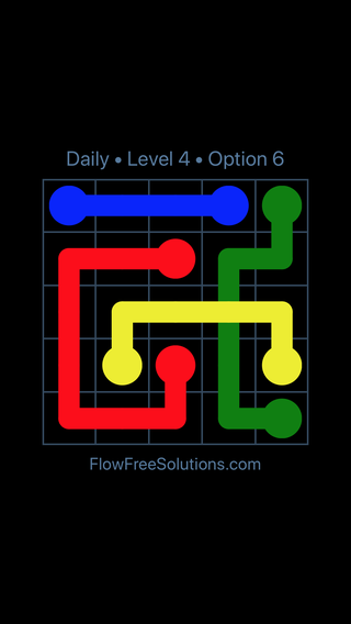 Solution and Answer to the Puzzle for Bridges Date Wednesday, June 13, 2018 Level 4