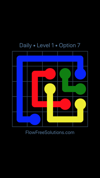 Solution and Answer to the Puzzle for Bridges Date Monday, December 3, 2018 Level 1