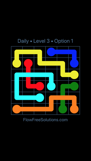 Solution and Answer to the Puzzle for Bridges Date Monday, August 12, 2019 Level 3