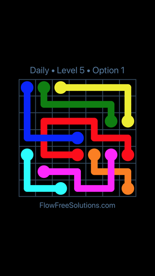 Solution and Answer to the Puzzle for Bridges Date Monday, December 3, 2018 Level 5