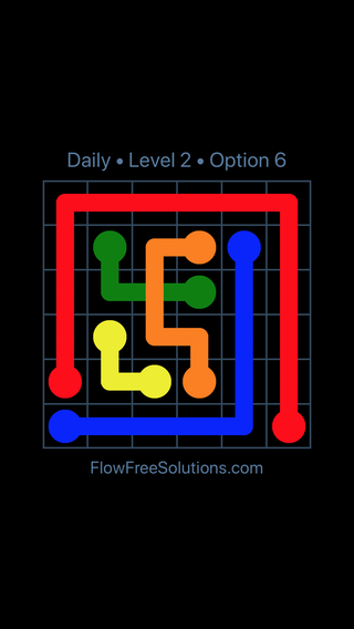 Solution and Answer to the Puzzle for Bridges Date Tuesday, September 11, 2018 Level 2