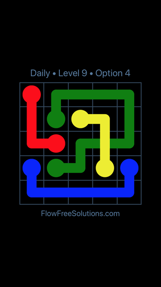 Solution and Answer to the Puzzle for Bridges Date Tuesday, August 13, 2019 Level 9