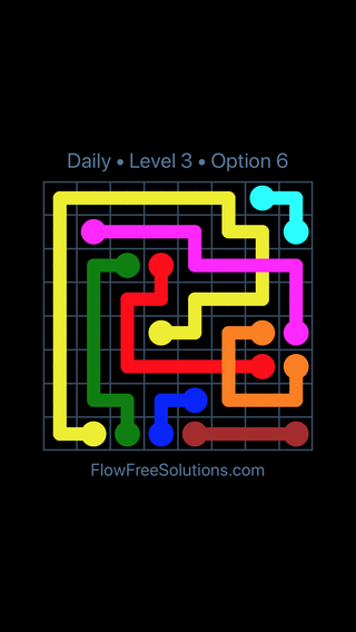 Solution and Answer to the Puzzle for Bridges Date Wednesday, September 12, 2018 Level 3