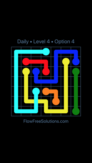 Solution and Answer to the Puzzle for Bridges Date Thursday, September 13, 2018 Level 4
