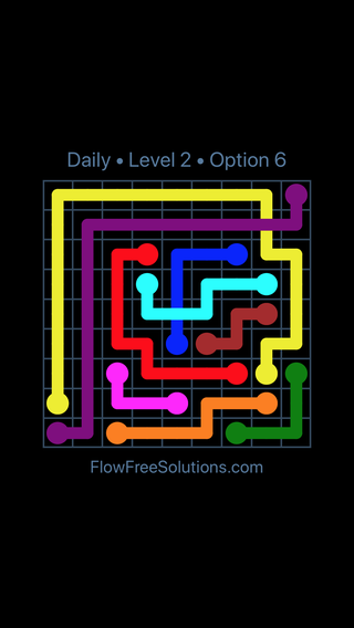Solution and Answer to the Puzzle for Bridges Date Friday, September 14, 2018 Level 2