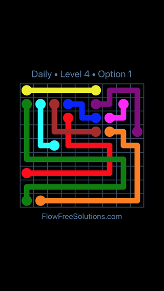 Solution and Answer to the Puzzle for Bridges Date Friday, September 14, 2018 Level 4