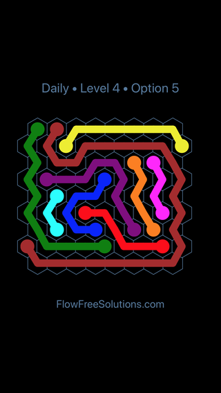 Solution and Answer to the Puzzle for Hexes Date Sunday, January 13, 2019 Level 4