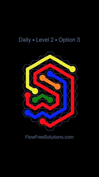 Solution and Answer to the Puzzle for Hexes Date Friday, October 16, 2020 Level 2