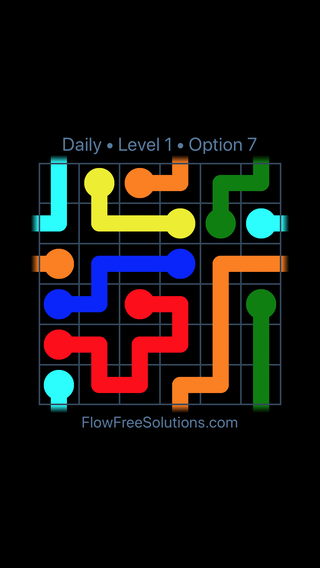 Solution and Answer to the Puzzle for Warps Date Thursday, March 14, 2019 Level 1