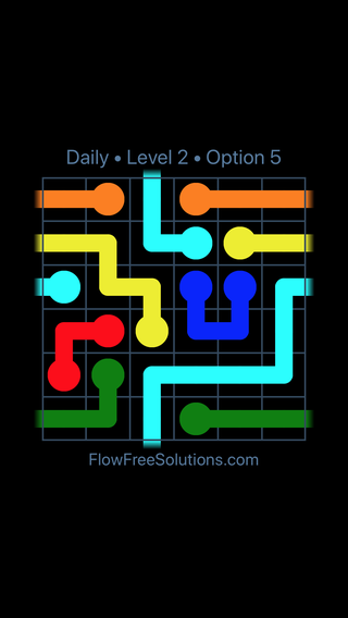 Solution and Answer to the Puzzle for Warps Date Thursday, March 14, 2019 Level 2