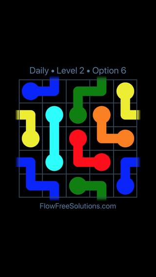 Solution and Answer to the Puzzle for Warps Date Friday, March 15, 2019 Level 2